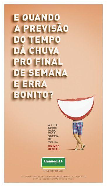 DESIGN INFORMA: F/Nazca cria para Unimed Dental