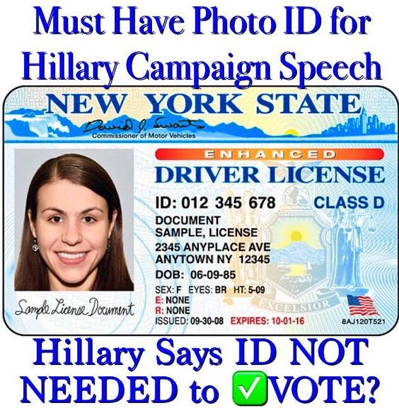 MAKE VOTER ID MANDATORY !!! Voter ID Laws Protect the Integrity of the Ballot Box! TIME TO DEMAND ID!
