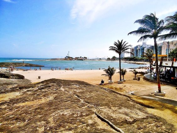 Praia dos namorados,Guarapari ES ,Brasil