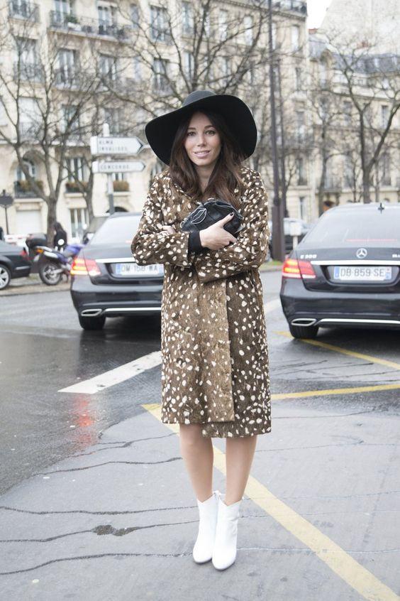 Pin for Later: Le Meilleur du Street Style Parisien en Images Street Style Parisien