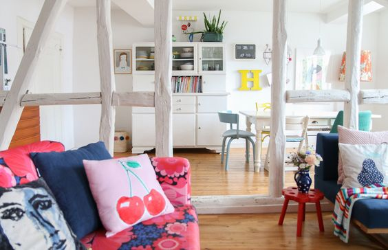 A 16th Century Home Begins A Playful New Chapter | Design*Sponge