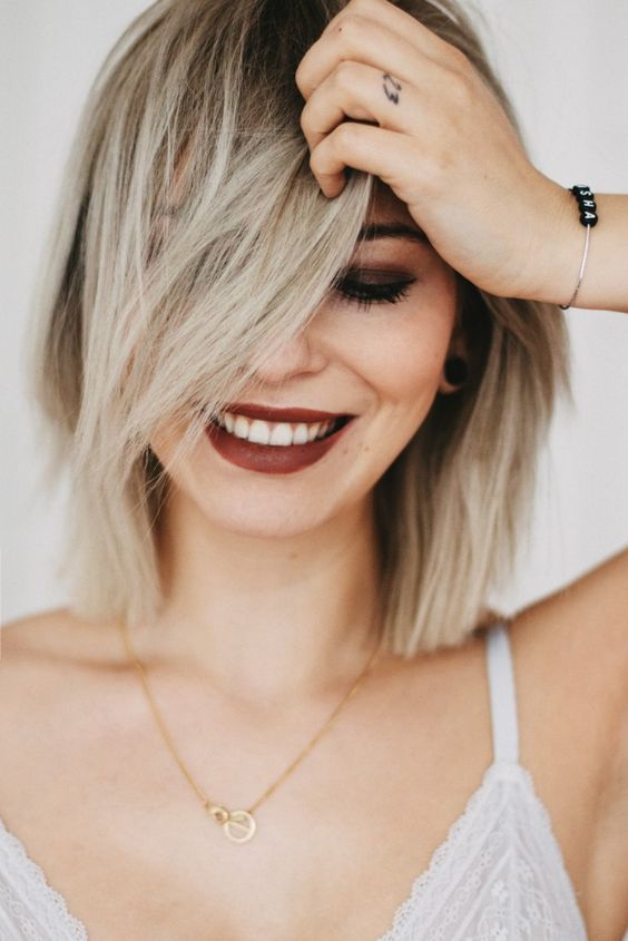 Cool blonde, Blog and Hair on Pinterest