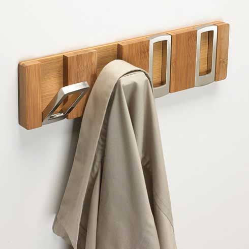Wall hooks, Hooks and Creative walls on Pinterest