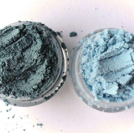 Beautiful Mineral Makeup                                                                                                            SALE - Waters Collection - Pure & Natural Mineral Eyeshadow ...             by        noellabeautyworks      on       ..