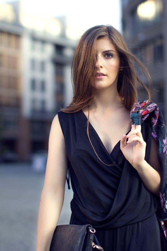 all black an a kimono on www.simple-et-chic.de