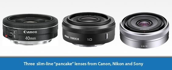Lens article explaining naming system and design of camera lenses... canon
