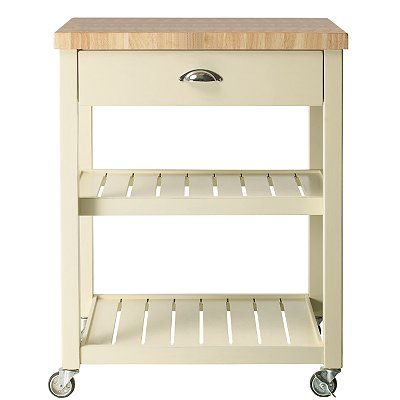 Butcher's trolley- may have to give my butchers trolley a make over!