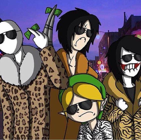 Gangster CreepyPastas