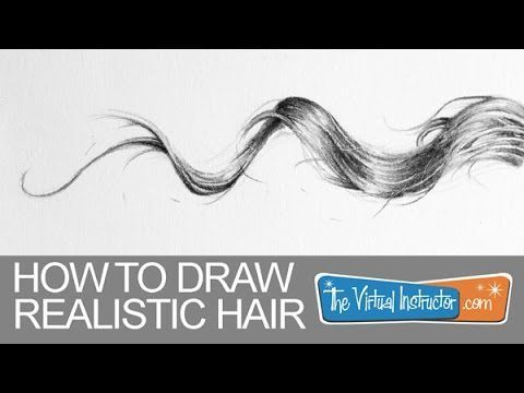 How To Draw White Hair With Pencil Youtube Realistic Drawings Drawing Techniques Drawings