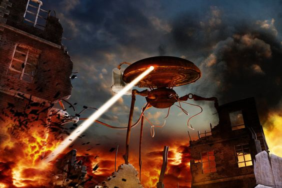 War of the Worlds by ShaneGallagher.deviantart.com on @DeviantArt