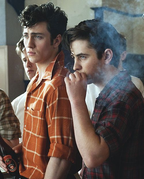 Nowhere Boy 2009 (Sam Taylor-Johnson) - Aaron Taylor-Johnson