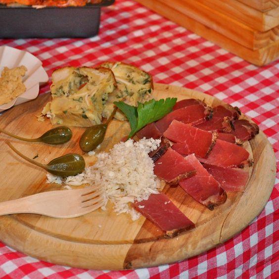Vorspeise beim Streetfood Thursday in der Markthalle Neun | creme berlin