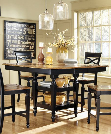Counter Height Dining Set | Dining Sets | Raymour And Flanigan Furniture |  My New Furniture | Pinterest | Counter Height Dining Sets, Aspen And Dinu2026