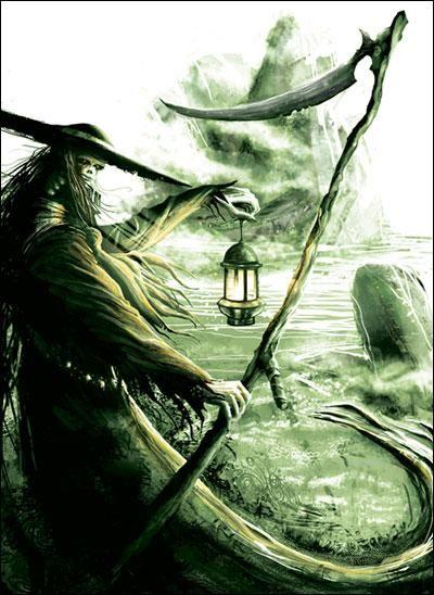 Deuses Antigos: Deuses e Deusas da morte