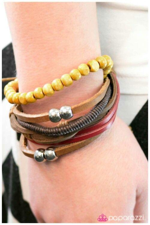 Knotty By Nature - urban bracelet