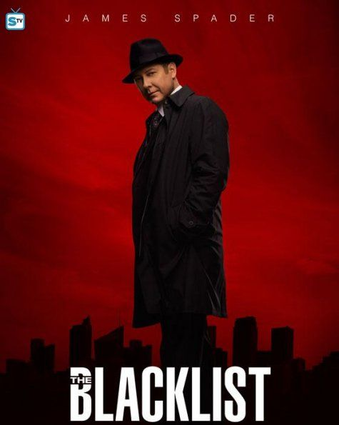 The Blacklist S2 Poster With Images The Blacklist James