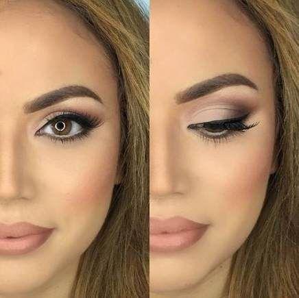 Wedding Makeup For Brown Eyes Black Women Natural 40 Ideas For 2019 Wedding Makeup Braune Augen Makeup Blonde Haare Braune Augen Schminke Fur Die Hochzeit