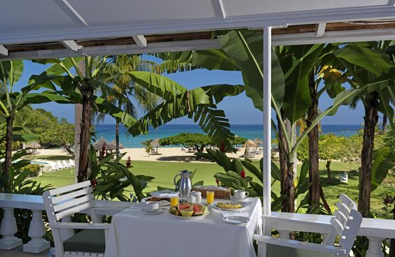This could be your view over breakfast on your next #beach vacation in Jamaica...