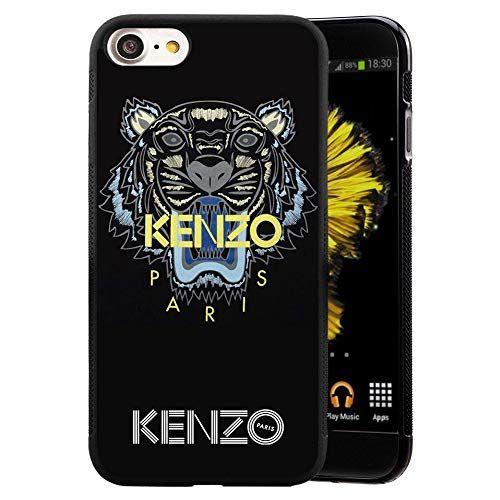 Apple IPhone X Coque Kenzo Tiger Apple Coque