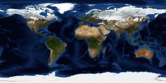 Terra pode ter reserva subterrânea de água três vezes maior que os oceanos - Ciência - Notícia - VEJA.com