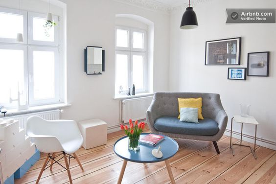 Appartement dans le Mitte berlinois - Airbnb France