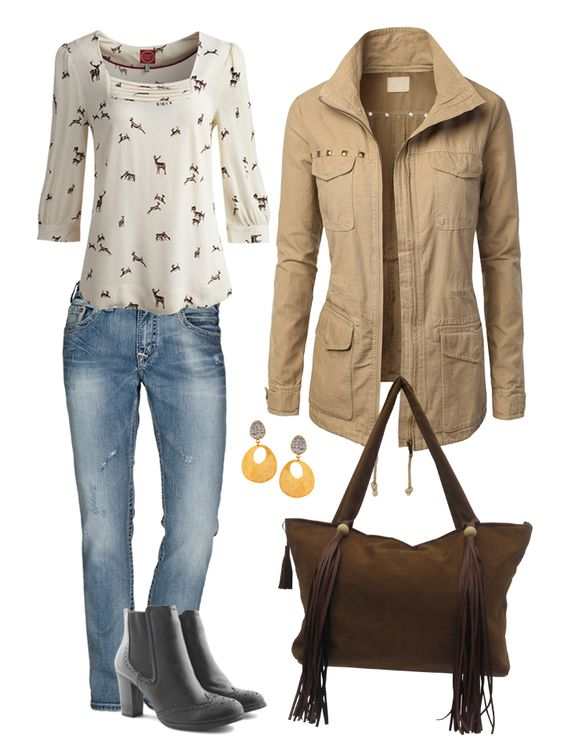 Outfit temporada otou00f1o-invierno 2016 con Bolso Silvestre de Bomarea. #bag #outfits #casual # ...