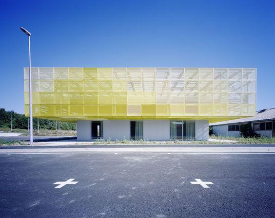 Galeria de Ampliação do Lycée GeorGes-cormier / Ateliers O-S architectes - 1