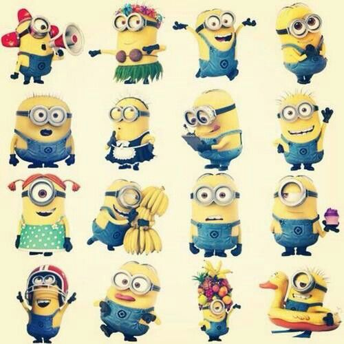 Minion pictures, The minions and Pictures on Pinterest