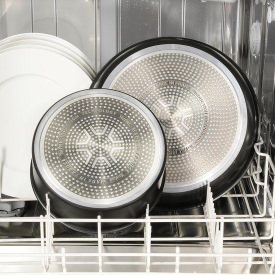 Tefal Ingenio Expertise Pannenset Voor Alle Warmtebronnen 4 Delig Inductie Handgrepen Keukenkastjes