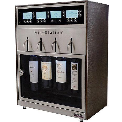 WineStation Pristine Plus Wine Preservation System at Wine Enthusiast - $5,000.00