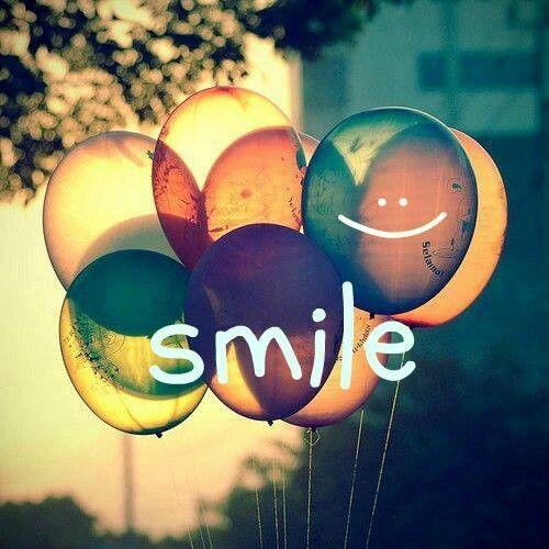 Sonrisa para estar bien.