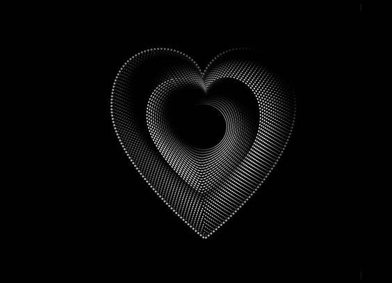 Black and White Graphic Concepts – Fubiz Media