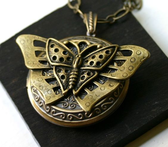 Steam Punk butterfly