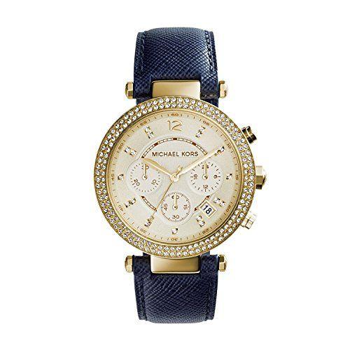 Michael Kors Women's Parker Blue Watch MK2280 Michael Kors