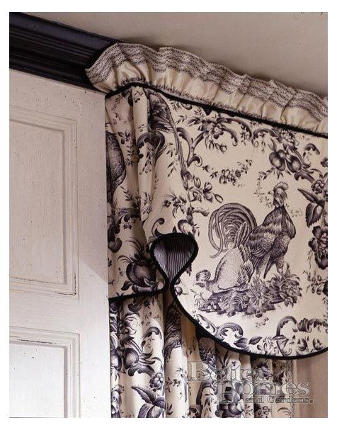Pin By Stephanie Teman Renner On French Country Window Treatments In 2020 Country Window Treatments French Country Decorating French Country Kitchens