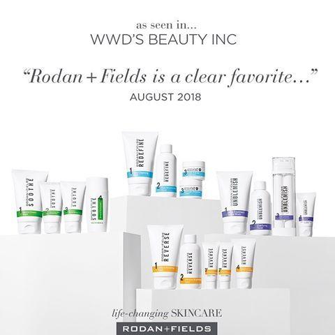 Billion Dollar Brand 1 Skincare Brand In North America Beauty Industry Power Player And We Rodan And Fields Regimen Rodan And Fields Rodan Fields Skin Care