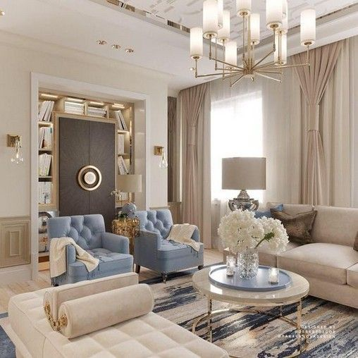 How To Make Your Living Room Look More Glamorous And Luxurious Inkarch Associates Living Room Design Decor Luxury Living Room Living Room Designs