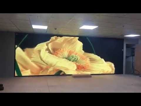 Shenzhen Outdoor Digital Flexible Led Led Video Wall Panel P4 81 Led Scr In 2020 Led Video Wall Video Wall Wall Paneling