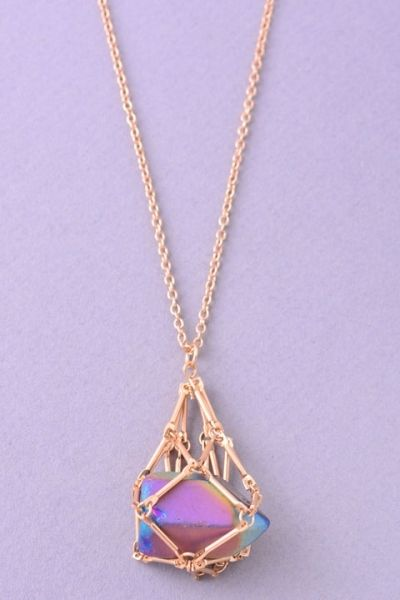 Fame Accessories > Necklaces > #DMN022 − LAShowroom.com
