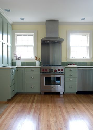 1930 Kitchen Design | hillsboro, 1930s tudor: kitchen & bathroom ...