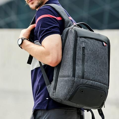 Waterproof Sport Backpack Canvas Travel School College Men Women Bag Handbag.