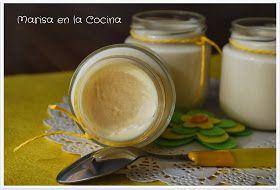 Marisa en la Cocina: Yogur de Plátano