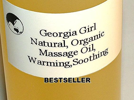 Massage Oil Warming and Soothing 4 ounce by gagirljewelryandgift, $8.50