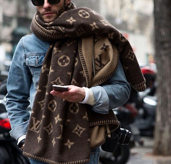 Louis vuitton scarf, Scarfs and Louis vuitton on Pinterest