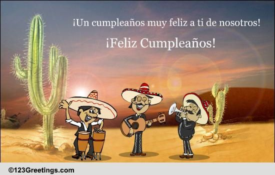 Free Online Greeting Cards Ecards Animated Cards Postcards Funny Cards From Spanish Birthday Wishes Birthday Greetings Funny Birthday Greetings For Brother