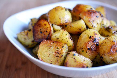 Pressure Cooker Crispy Potatoes | Award-Winning Paleo Recipes | Nom Nom Paleo