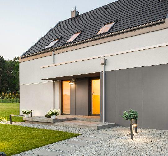 Ogrodzenia Panelowe 3d Producent Metallko House Styles Outdoor Decor Home