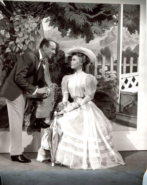 Fred Astaire and Vera Ellen