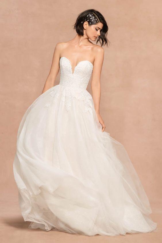 Blush por Hayley Paige colección novias Primavera 2020 : Fiancee Bodas