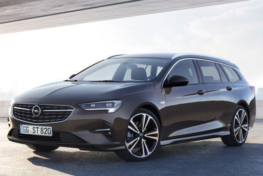 Opel Insignia Sports Tourer 2020 En 2020
